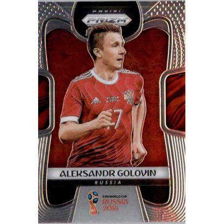 Aleksandr Golovin Russia 164 Prizm World Cup 2018
