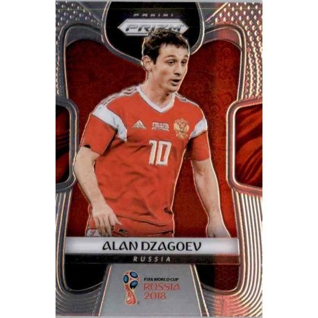 Alan Dzagoev Russia 165 Prizm World Cup 2018