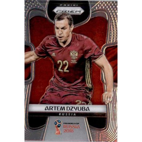 Artem Dzyuba Russia 167 Prizm World Cup 2018
