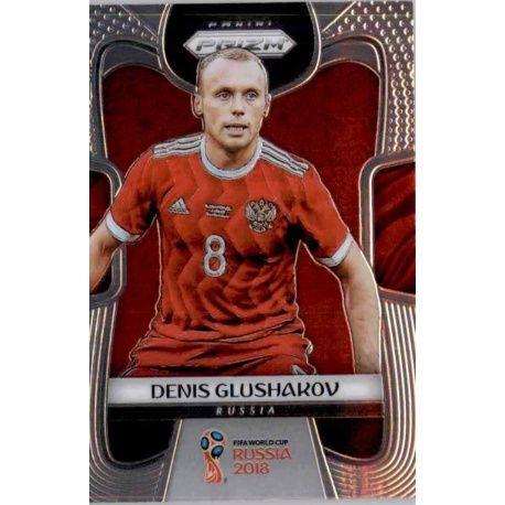 Denis Glushakov Russia 168 Prizm World Cup 2018