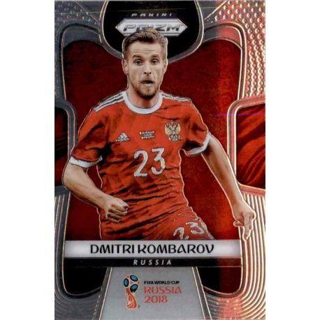 Dmitri Kombarov Russia 169 Prizm World Cup 2018