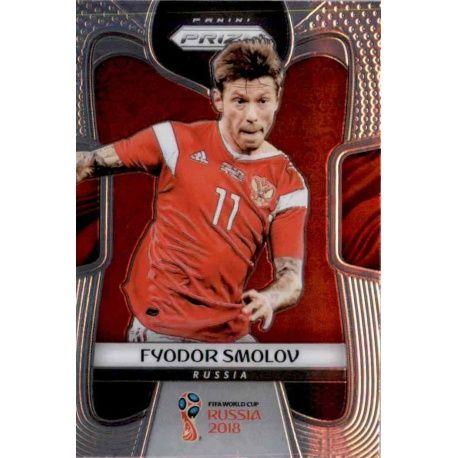 Fyodor Smolov Russia 170 Prizm World Cup 2018
