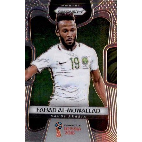 Fahad Al-Muwallad Saudi Arabia 171 Prizm World Cup 2018