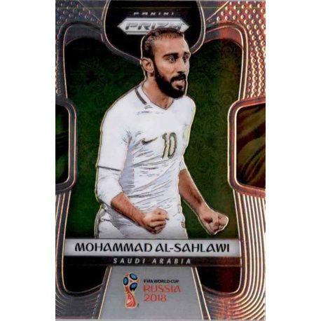 Mohammad Al-Sahlawi Saudi Arabia 172 Prizm World Cup 2018