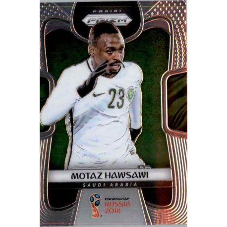 Motaz Hawsawi Saudi Arabia 173 Prizm World Cup 2018
