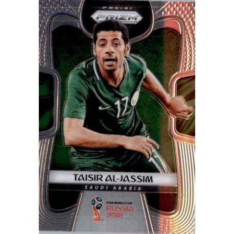 Taisir Al-Jassim Saudi Arabia 176 Prizm World Cup 2018