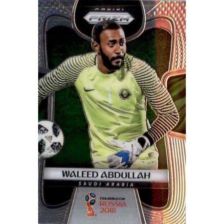 Waleed Abdullah Saudi Arabia 177 Prizm World Cup 2018