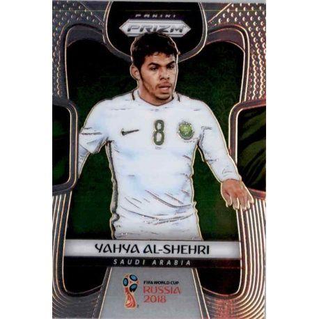 Yahya Al-Shehri Saudi Arabia 178 Prizm World Cup 2018