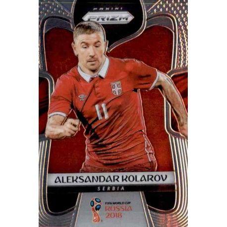 Aleksandar Kolarov Serbia 179 Prizm World Cup 2018