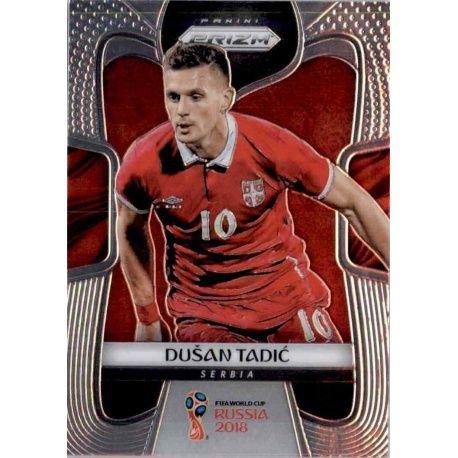 Dusan Tadic Serbia 181 Prizm World Cup 2018