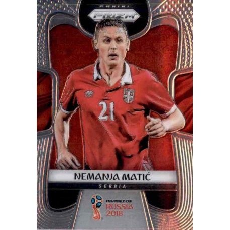 Nemanja Matic Serbia 183Prizm World Cup 2018