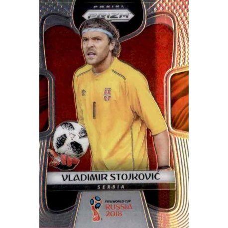 Vladimir Stojkovic Serbia 184 Prizm World Cup 2018