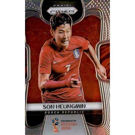 Son Heungmin Korea Republic 187 Prizm World Cup 2018