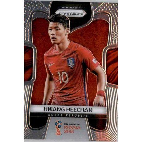 Hwang Heechan Korea Republic 189 Prizm World Cup 2018