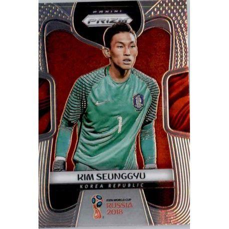 Kim Seunggyu Korea Republic 190 Prizm World Cup 2018