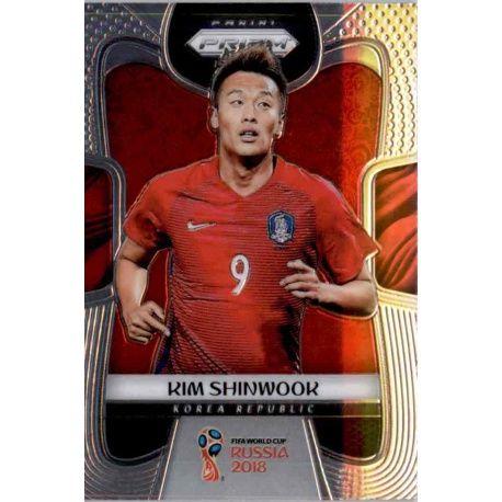 Kim Shinwook Korea Republic 192 Prizm World Cup 2018