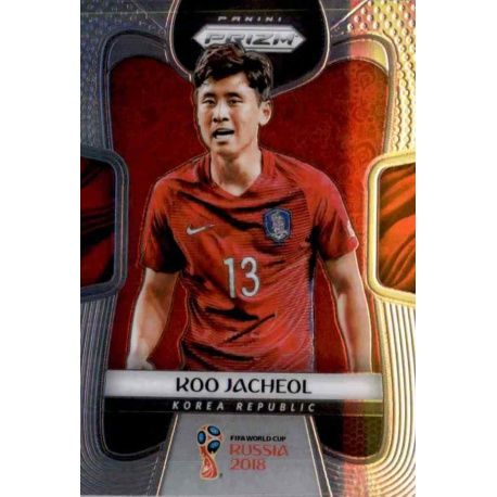 Koo Jacheol Korea Republic 193 Prizm World Cup 2018
