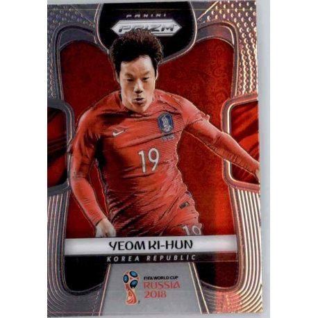 Yeom Ki-hun Korea Republic 194 Prizm World Cup 2018