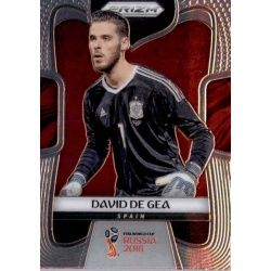 David de Gea Spain 198