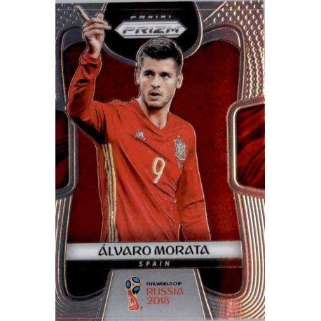 Alvaro Morata Spain 199 Prizm World Cup 2018