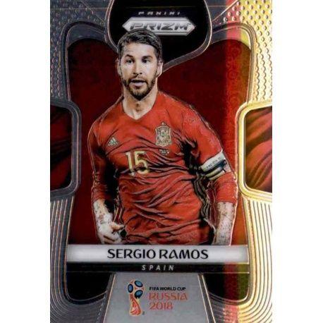 Sergio Ramos Spain 200 Prizm World Cup 2018