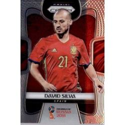 David Silva Spain 201
