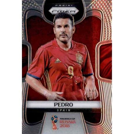Pedro Spain 206 Prizm World Cup 2018