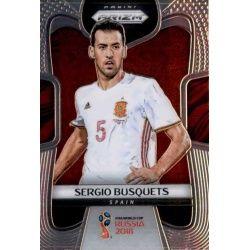 Sergio Busquets Spain 207