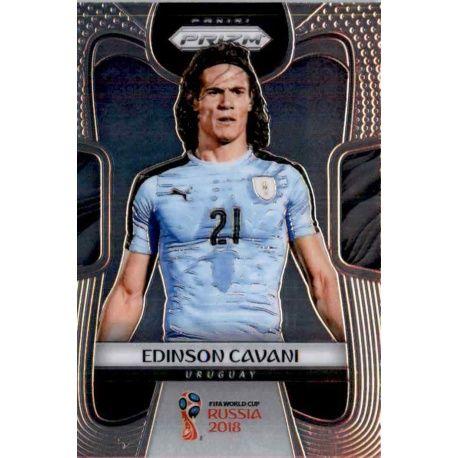 Edinson Cavani Uruguay 209 Prizm World Cup 2018