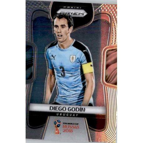 Diego Godin Uruguay 211 Prizm World Cup 2018