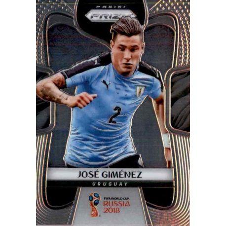 Jose Gimenez Uruguay 213 Prizm World Cup 2018