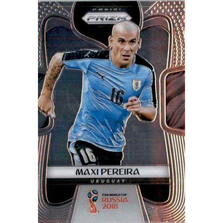 Maxi Pereira Uruguay 216 Prizm World Cup 2018
