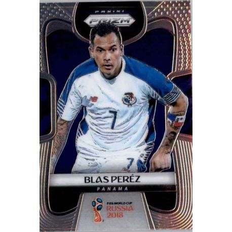 Blas Perez Panama 217 Prizm World Cup 2018