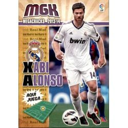 Xabi Alonso Real Madrid 208