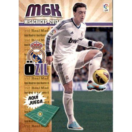 Özil Real Madrid 211 Megacracks 2013-14