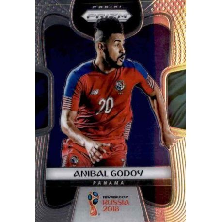 Anibal Godoy Panama 218 Prizm World Cup 2018