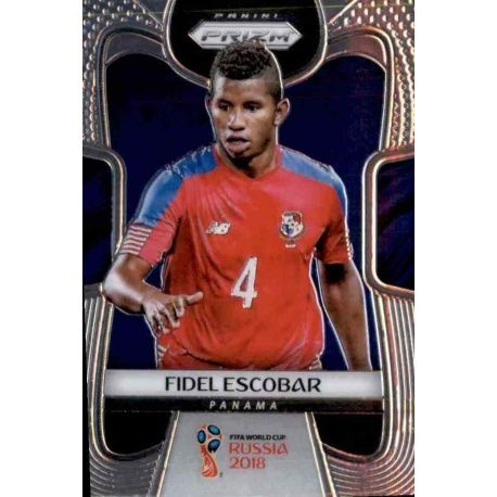 Fidel Escobar Panama 220 Prizm World Cup 2018