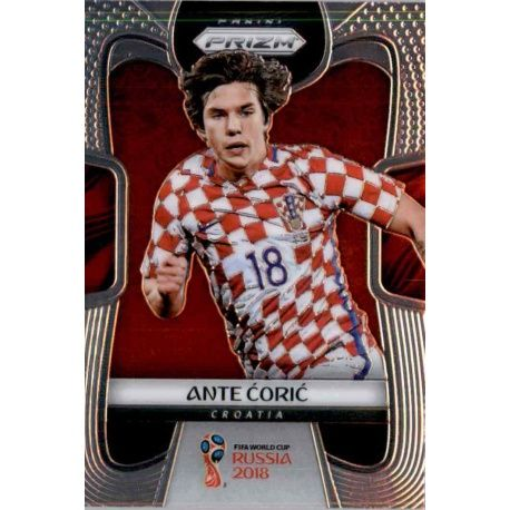 Ante Coric Croatia 225 Prizm World Cup 2018