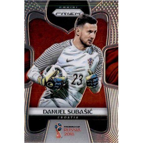 Danijel Subasic Croatia 226 Prizm World Cup 2018