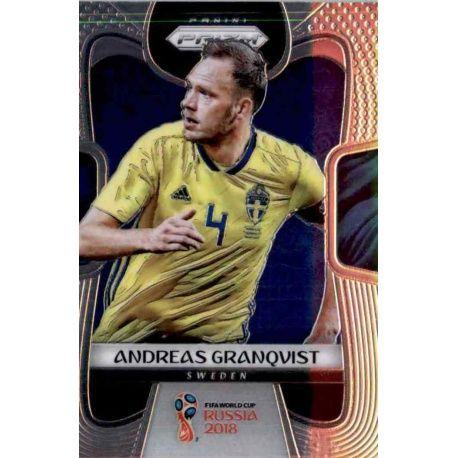 Andreas Granqvist Sweden 234 Prizm World Cup 2018