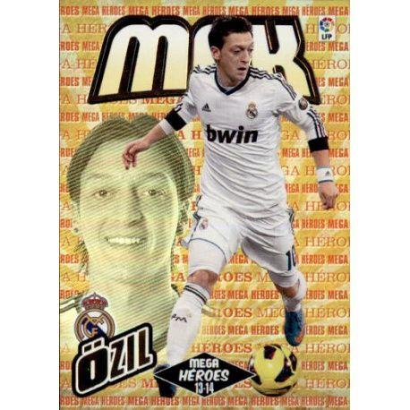 Özil Mega Héroes Real Madrid 384 Megacracks 2013-14