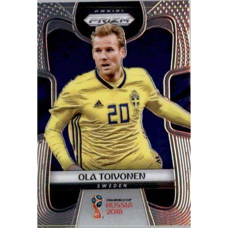 Ola Toivonen Sweden 238 Prizm World Cup 2018