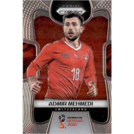 Admir Mehmedi Switzerland 241 Prizm World Cup 2018