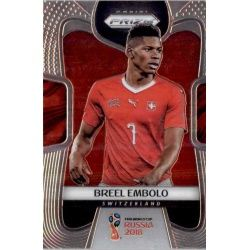 Breel Embolo Switzerland 242