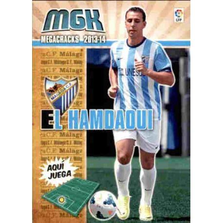 El Hamdaoui Nuevos Fichajes Málaga 486 Megacracks 2013-14