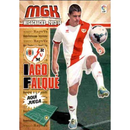 Iago Falqué Nuevos Fichajes Rayo Vallecano 487 Megacracks 2013-14