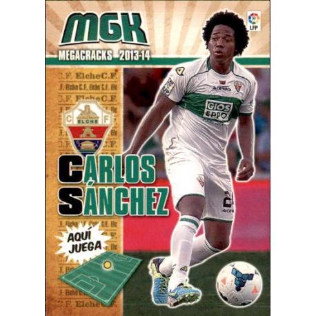 Carlos Sánchez Nuevos Fichajes Elche 489 Megacracks 2013-14