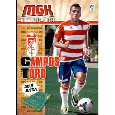 Campos Toro Nuevos Fichajes Granada 490 Megacracks 2013-14