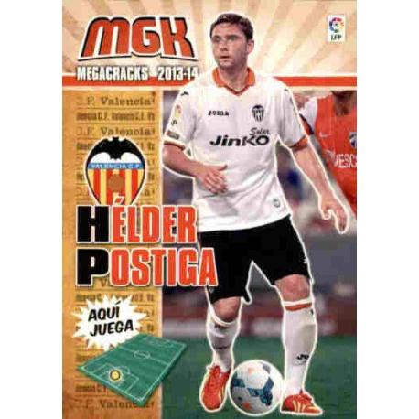 Hélder Postiga Nuevos Fichajes Valencia 491 Megacracks 2013-14