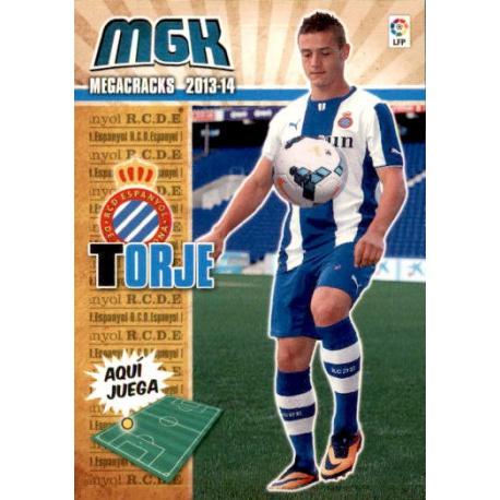 Torje Nuevos Fichajes Espanyol 495 Megacracks 2013-14